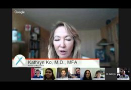 "Kathryn Ko MD, Neurosurgeon,  Introduces her New Channel, ""Art On Call"""