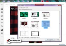 How to Screen share in Google Hangout