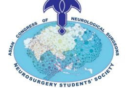 Two ACNS Neurosurgery Student Presentations  NOW LIVE