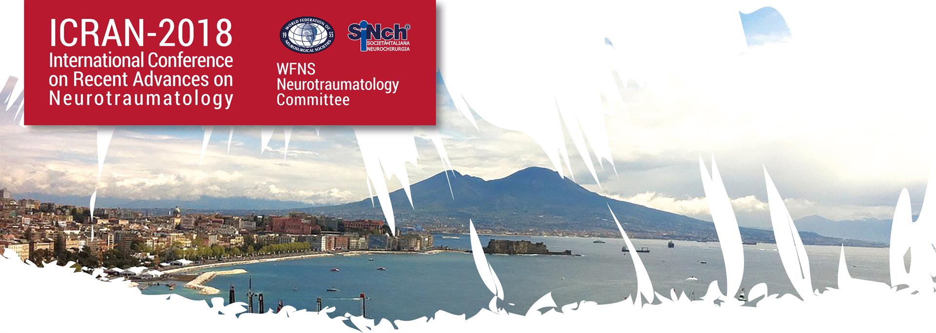 ICRAN2018 from Italy, June 21: Cisternostomy Lectures