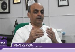"Neurosurgery Super Sunday features Atul Goel MD, Indian Neurosurgeon at 7 pm IST on ""AV Malformations"""