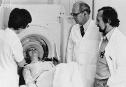 Neurosurgeon William Feindel was an explorer of the mind