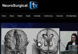 Recorded Yesterday, LIVE at the 2019 Winter Neurosurgery Fellows Symposium at the Seattle Science Foundation