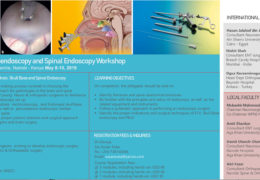 NOW LIVE HERE, LIVE, HERE,  LIVE;  Neuro-endoscopy Workshop from Kenya