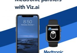 Medtronic Partners with Viz.ai to Accelerate Adoption of New Artificial Intelligence Software in U.S. Stroke Centers