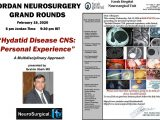 LIVE, in a few minutes….Jordan Neurosurgery Grand Rounds at 6 pm Jordan time, with Multidisciplinary Presentation by Ibrahim Sbeih MD