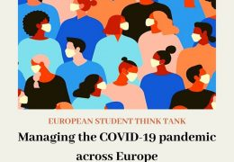 Coronis Virus Updates in Europe: By the European Student Think Tank, LIVE, HERE, in LESS THAN 2 HOURS at 7 pm CET, 2 pm EST