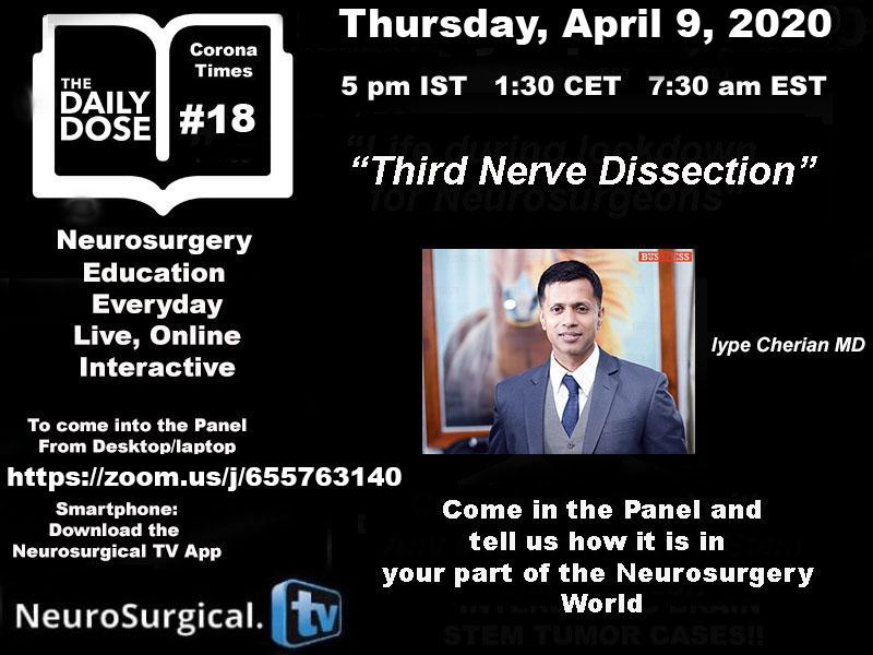 Daily Dose #19, Thursday, April 9th LIVE