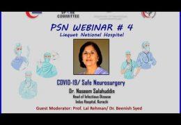 "Pakistan Neurosurgeons present ""Safe Neurosurgery"" from Karachi, Pakistan"
