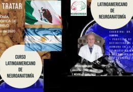 """En 3 horas, VIVO,  interactivo, """"Neuroanatomia de Cerebro"""", por Luis Reyes MD de Mexico"""