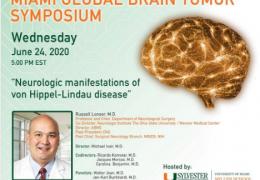 University of Miami Tumor Symposium HERE LIVE