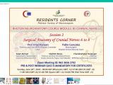 NOW LIVE, Sunday Pakistan Anatomy; Cranial Nerves 6 to 8