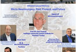 MicroNeurosurgery Past, Present and Future:, with Yasargil, Al-Mefty, Ali Krickt