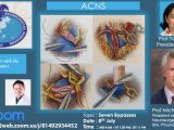 """Today, at 7:30 pm IST, ACNS Residents Webinar, with Michael Lawton MD presenting """"Seven Bypasses"""", moderated by Xu Bin MD"""
