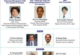 This Sunday, LIVE interactive Neuroendoscopy Webinar from India and Japan, 4 pm IST