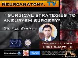 "In Less than ONE HOUR…….Rhoton-based Neuroanatomy Series Continues, with Iype Cherian MD presenting, ""Cranial Bases: Anterior, Middle, Posterior, and Approaches"""