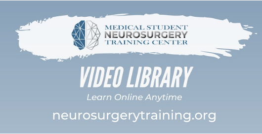 Fantastic Neurosurgery Website, designed for Med Students by Med Students from Weil-Cornell in New York