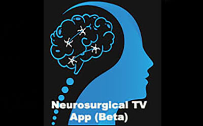 Neurosurgical TV App READY in Beta