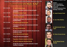 "AHORA, VIVO VIVO……,DE Mexico, ""Grandes Rondes de Neurocirugia de Latino-Americal"" con varios charlas de Mexico"