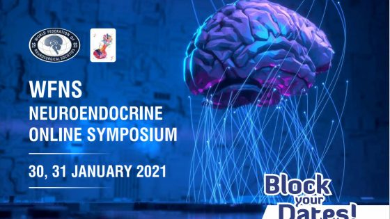 was, LIVE NOW……..Day #2 of  WFNS NeuroEndocrine Webinar