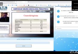 """AHORA, VIVO VIVO, """"Congreso de NeuroOncologia Pediatrica"""", organizada por Griselda MD"""