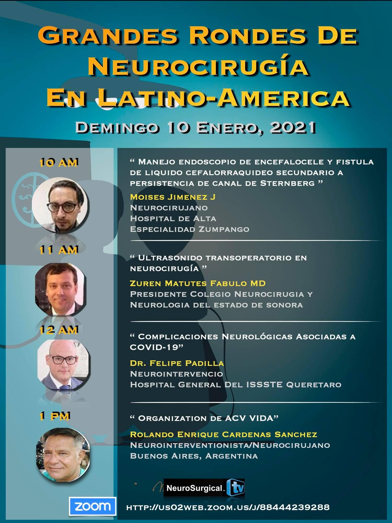 """VIVO: """"Grandes Rondes de LatinoAmerica"""" ahora"""