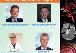 NOW, LIVE……..University of Miami Cerebrovascular and Skull Base Symposium presents top presentation at 5 pm EST today, including Spetzler and Lawton