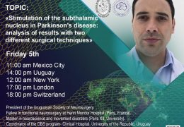 In Less than ONE HOUR…………….. UNESCO/Walter Dandy Collaborative Webinar in Neurosciences based In Mexico City