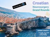 """Tomorrow, March 7, 4 pm CET, 10 am EST, """"the First Croatian Neurosurgery Grand Rounds"""", with Ivan Bosnjak MD presenting """"Newest Modalities in Treatment of Glioblastoma"""""""