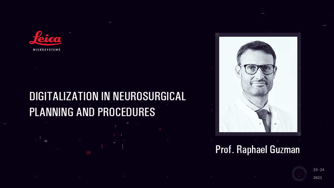 Thursday, LEICA Neurovisualization Summit LIVE