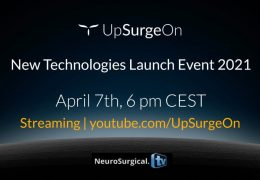 …in a few Minutes…..6 pm CET, Noon, EST, UpsurgeOn's New Technologies Launch Event HERE