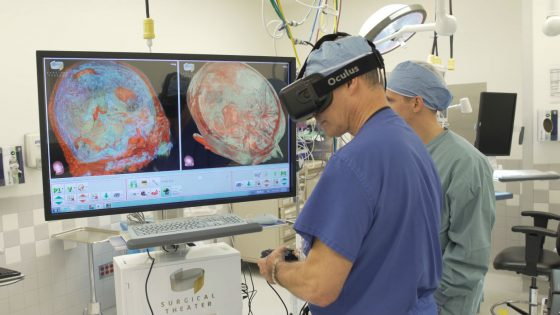 Medtronic Partners with Surgical Theater to Provide First Augmented Reality Platform for Use in Real-Time During Complex Cranial Procedures