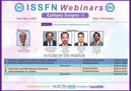 "NOW LIVE……. LIVE WEBCAST from India, ""Epilepsy Surgery"", with four speakers, organized by Sarat Chandra MD, one of speakers………."