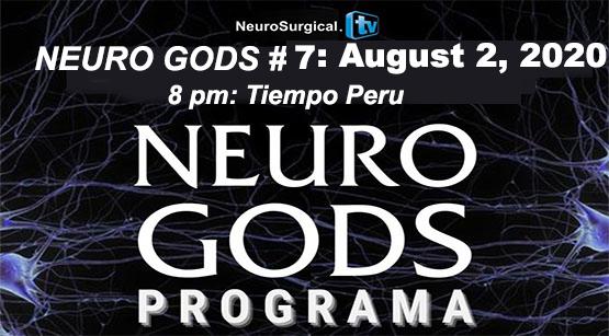 Grabado, VIVO, 2 Augusto, 2021 de Peru, tema de NeuroTrauma, con dos Presentadores, VIVO