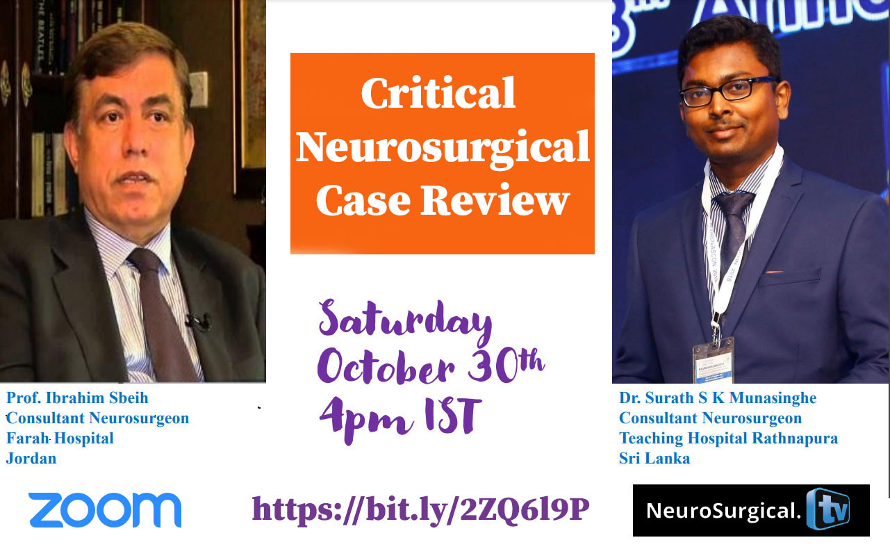 Sunday, Joint Conference between Resource Rich and Resource Poor Countries to Examine/Compare Some Neurological Problems